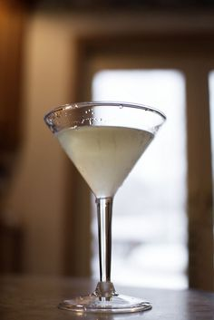 orange blossom martini