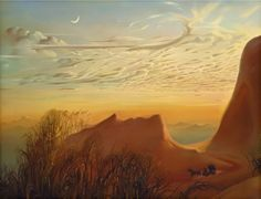 Vladimir Kush 1965 | pintor ruso | Los surrealistas paisajes