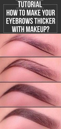 25 Step-by-Step Eyebrows Tutorials to Perfect Your Look