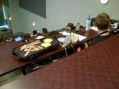 Breakfast In Class