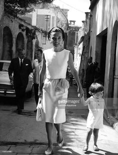 Princess Radziwill Jacqueline Kennedy Onassis'S Younger Sister And... Foto di attualità | Getty Images