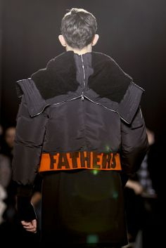 Raf Simons Fall-Winter 2014