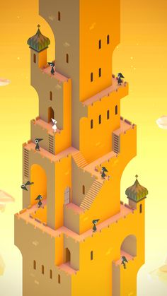 Monument Valley is a surreal exploration through fantastical architecture and impossible geometry. Guide Ida through hidden paths and optical illusions. If gaming is your hobby, you'll keep coming back to this beautifully designed puzzle game set in a dream world.