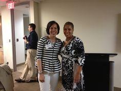 Dawnyel & Stephanie #vpbootcamp