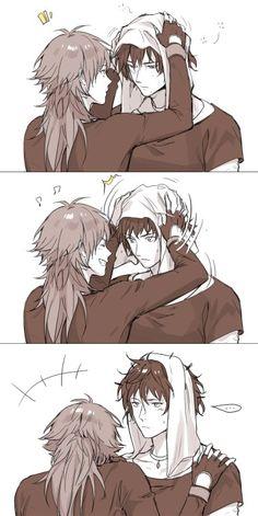 Aoba & Ren