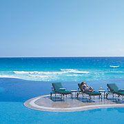 Piscina Infinity... qué relax! vacaciones!