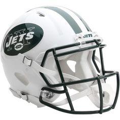 Riddell New York Jets Revolution Speed Full-Size Authentic Football Helmet