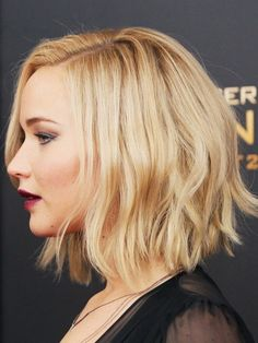 """""""If you've got a blunt bob, then it needs to be softer. You need to keep the length but move the weight. You need to slice through the hair to make it less wig-like,"""" says Northwood."""