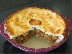 Apple Pie with Lucky Leaf Pie Filling at Baking and Boys! #BakethisHolidaySpecial
