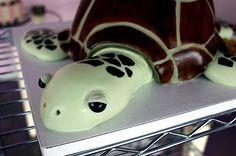Sea Turtle! | Oklahoma's Premier Wedding Cake Designer and Sugar Artist