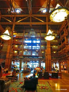 Considering a stay at the Wilderness Lodge?  Then you'll want to check out all the fabulous photos on this site!