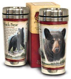 Buff black bear nails butthole