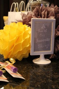 My Favorite Things Party #myfavoritethings #party