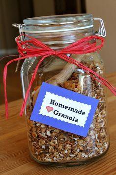 Homemade Granola | Recipe Girl