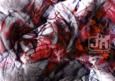 The Chaos Spiderman, Art Projects, Abstract, Artwork, Spider Man, Summary, Work Of Art, Art Designs, Amazing Spiderman