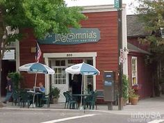 Dr. Insomnia's Coffee & Teas.  My first coffee house experience. And so it began....