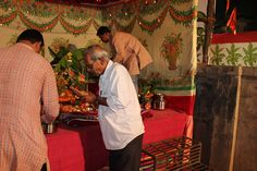 Diwali | Aarti Prepration