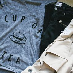 Cup Of Tea Tee