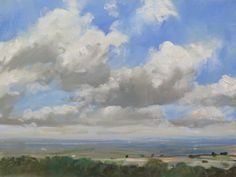 Buy Vale of York from the Wolds., Oil painting by Malcolm Ludvigsen on Artfinder. Discover thousands of other original paintings, prints, sculptures and photography from independent artists.