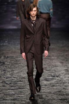 Male Fashion Trends: Corneliani Fall/Winter 2016/17 - Milán Fashion Week