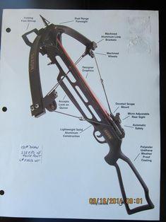 Saxon crossbow ...