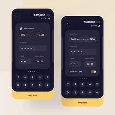 hellotegra at Taplink App UI Design Concept For Digital Wallet Android App Design, App Ui Design, User Interface Design, Mobile Application Design, Mobile Ui Design, Android Technology, App Design Inspiration, Mobile App Ui, Screen Design