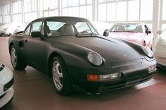 Porsche resurrects V8-powered 911 prototype from the Eighties