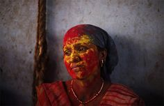 """Lathmar Holi"" – Festival of Colours"