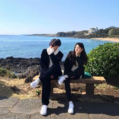 55 New Ideas Photography Fashion Couple Hair Boy Best Friend Pictures, Boy And Girl Best Friends, Cute Couple Pictures, Couple Photos, Couple Goals, Cute Couples Goals, Korean Couple, Best Couple, Cute Korean