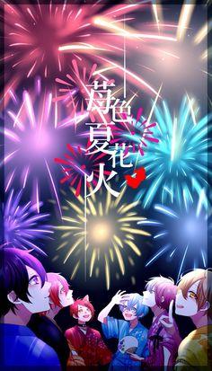 Chibi Boy, Touken Ranbu, Manga, Neon Signs, Wallpaper, Idol, Strawberry, Prince, Music