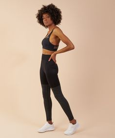 New Athleta All In Crop M Medium And Great Variety Of Designs And Colors Full Range Of Specifications And Sizes Black Running Tight Workout Leggings Pockets Famous For High Quality Raw Materials