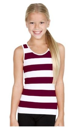 Striped Sugarlips Seamless Ribbed Rib Tank Top Kids Girls Youth Onesize (cherry) Sugar Lips http://www.amazon.com/dp/B00II87BG2/ref=cm_sw_r_pi_dp_guC2wb03HSN15