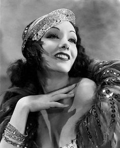 Lupe Velez read about her, kiinda a campy film star, with a bad suicide, gone worse.
