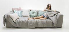 extra deep sofa chaise