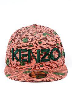 Kenzo / New Era.
