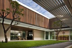 Wallflower Architecture's Singapore Home