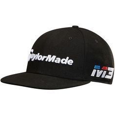 Image for TaylorMade Men s New Era Tour 9Fifty Golf Hat features low crown  design dd77be351809