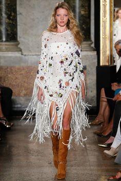 Outstanding Crochet: Designer: Emilio Pucci