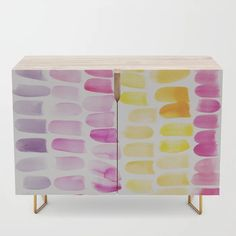 Buy 2 | 191128 | Abstract Watercolor Pattern Painting Credenza by valourine. | #watercolor #watercolour #abstractart #canvasart |backgrounds patterns watercolor |watercolor caligraphy |watercolor instructions |watercolor abstracts |mountain watercolor |diy abstract |artwork |abstract artists |abstract canvas |contradiction |abstract geometric |curators |monoprint |prins |arts| Abstract Canvas, Abstract Watercolor, Watercolour, Canvas Art, Pattern Painting, Watercolor Pattern, Office Cabinets, Modern Credenza, Caligraphy