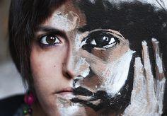Portrait- Graffiti