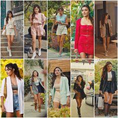 Girls Fashion Clothes, Girl Fashion, Fashion Outfits, Short Outfits, Summer Outfits, Casual Outfits, Simple Everyday Makeup, Children Photography Poses, Turkish Women Beautiful