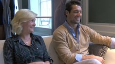 David Gandy in the hot seat: 'give us your best Blue Steel' - september 2014 video
