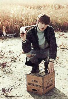 JinYoung #B1A4