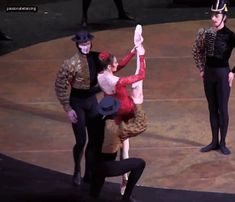 Svetlana Zakharova in Bolshoi's Carmen