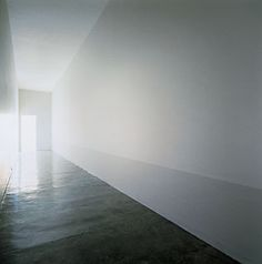 "Robert Irwin. ""Art [exists] not in objects but in a way of seeing."""