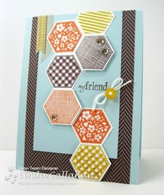 To My Friend by abbysmom2198 - Cards and Paper Crafts at Splitcoaststampers