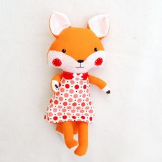 Fox dress reserved for Christina