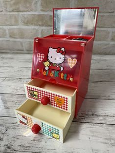 Hello Kitty Gifts, Cat Gifts, Advent Calendar, Auction, Christmas Ornaments, Holiday Decor, Advent Calenders, Christmas Jewelry, Christmas Decorations