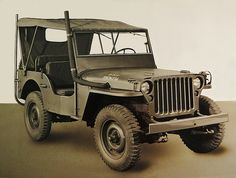 Jeep Willys MB Water Fording Kit