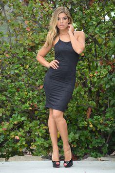 Hanna Dress - Black